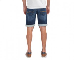Short jean homme Mustang  Chicago short 1007754-5000-943