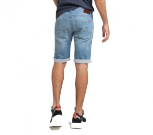 Short jean homme Mustang  Chicago short 1009592-5000-414
