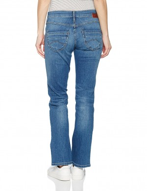 Jean Mustang femme Sissy Straight  550-5032-535