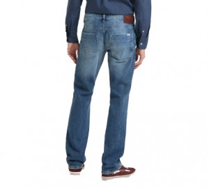 Jean homme Mustang  Michigan Straight  1010858-5000-682