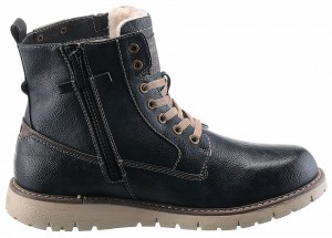 Mustang bottes  homme  41A-017 (4107-605-820)