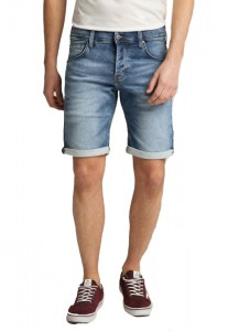 Short jean homme Mustang  Chicago short 1007754-5000-313