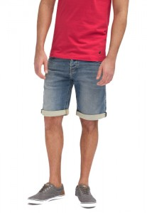 Short jean homme Mustang  Chicago short 1007754-5000-103