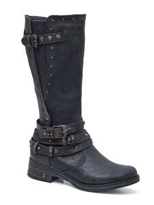 Automne Hiver bottes MustangJeans Collection Chaussures KlFJ3T1c