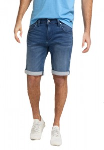 Short jean homme Mustang  Chicago short 1009747-5000-542