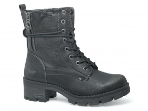 Mustang 1259-601 Chaussures Femmes Bottines Boots