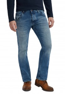 Jean homme Mustang  Michigan Straight  1007244-5000-424