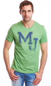 Mustang T-shirts homme  8392-1603-676